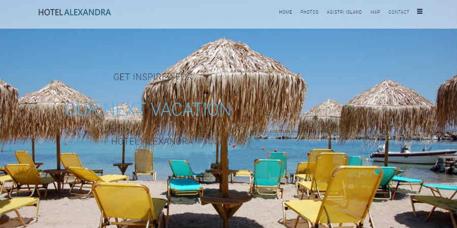 Alexandra Hotel - Agistri