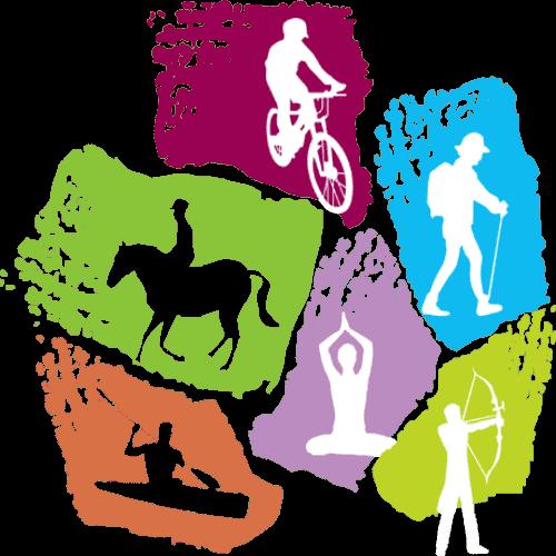 Activités sportives et de loisirs, Randonnées, sport équestre, escalade, alpinisme, sport de neige