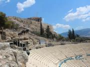 Site odeon herode atticus
